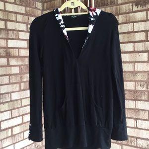 Olian Lightweight hooded shirt